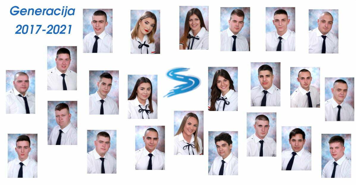 Maturanti - Srednja stručna škola u Novom Sadu